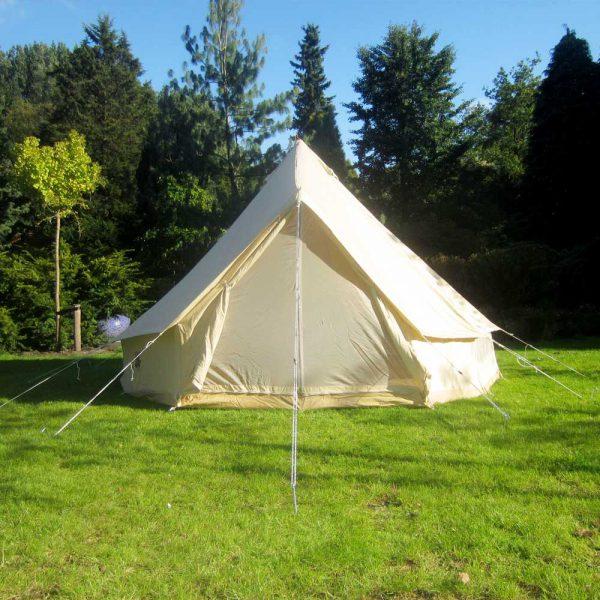 3 metre bell tent