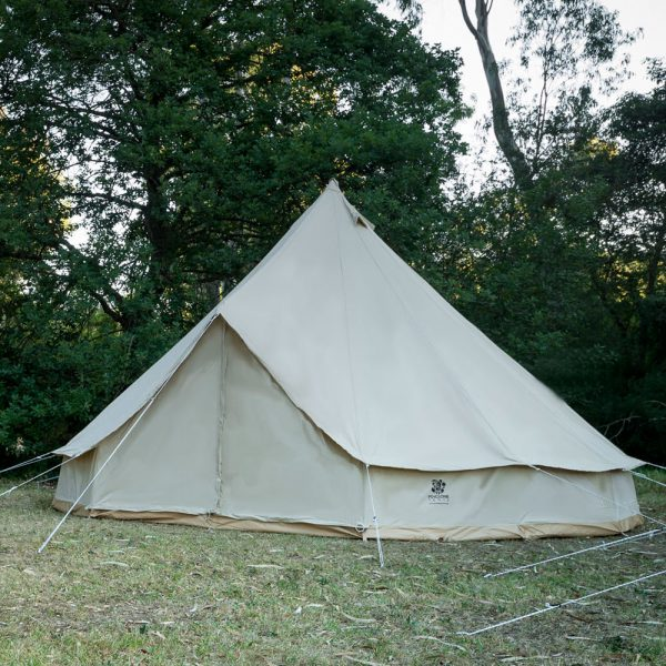 Psyclone 5 metre bell tent