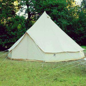 Psyclone Tent 4 metre bell tent