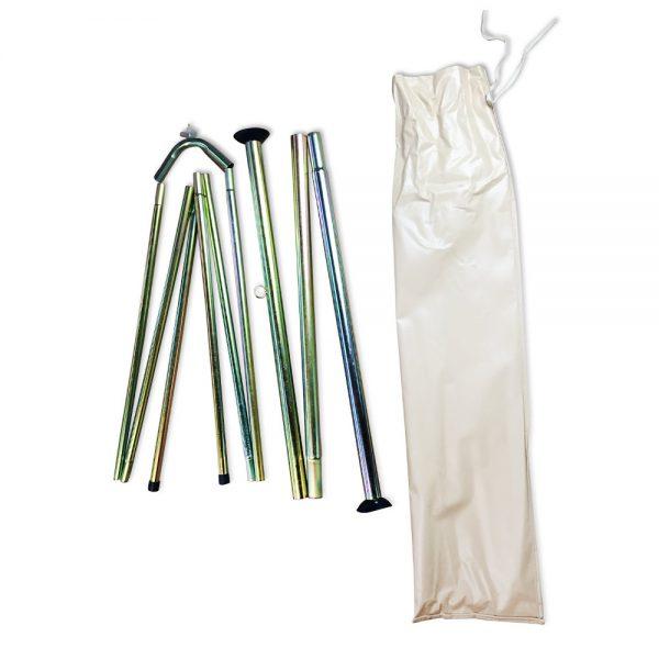 Psyclone Tents poles
