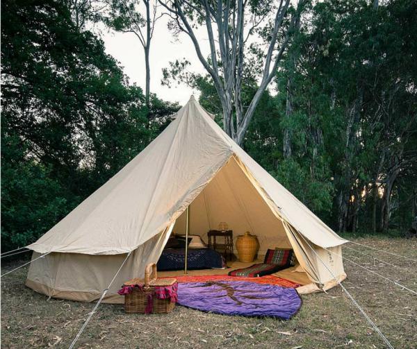 Psyclone Tent - 4 metre