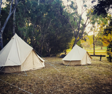Psyclone Blog - How to care for your bell tent