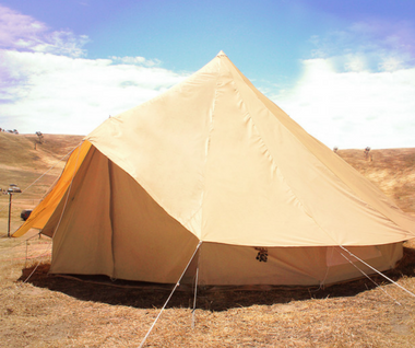 Psyclone bell tent covers