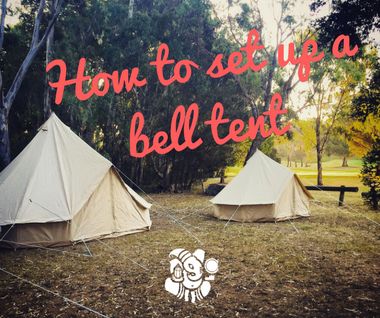 How to set up a bell tent – Psyclone Tents