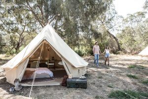 Psyclone Tents bell tents