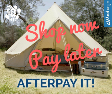 Now offering Afterpay