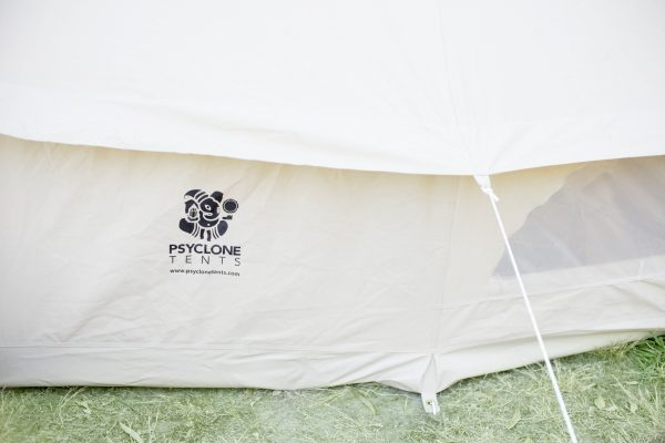Psyclone Tents logo